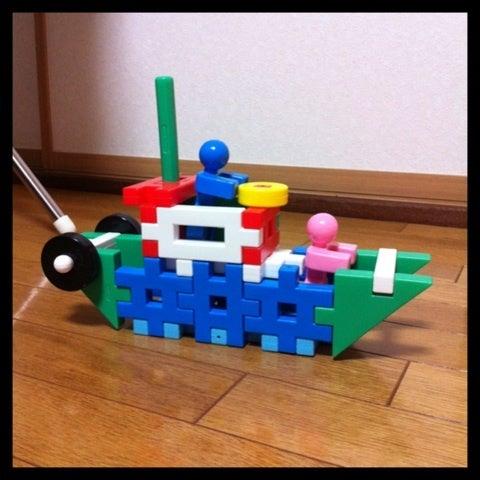 ニューブロックの船