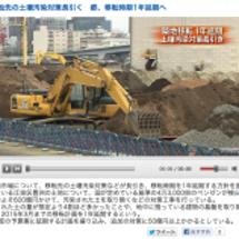 豊洲新市場予定地汚染…