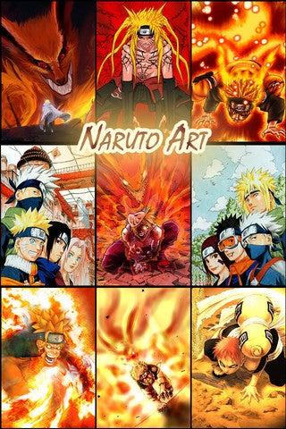 アプリ ナルトファン必見 壁紙アプリ Naruto Wallpaper Art Iphone オススメ情報 jp