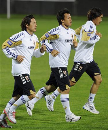 南アフリカワールドカップ 日本代表