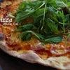 昨日に続いて おうちでピザ、ローマ風 ぱりぱりクリスピーpizza!の画像