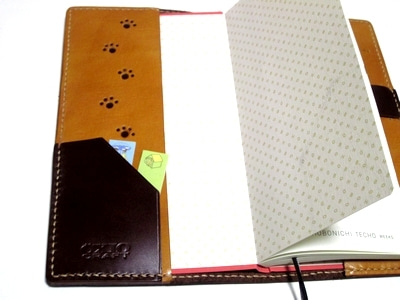 OXIO-CRAFT(オキクラ)の「革雑貨」制作日記-ほぼ日WEEKS