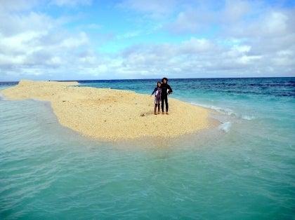 西表島ダイビング あべちゃん海ブログ  「にこにこダイビング」-バラス島