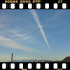 今朝地震雲が・・・の画像