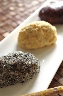 料理研究家YUKI(ゆき)の健康レシピ~食材の意外な効用・効能を知っていましたか♪~-玄米おはぎ