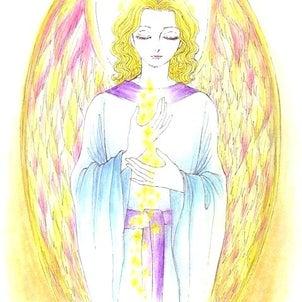 幸せを呼ぶ天使画☆6の画像