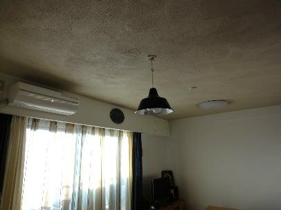 カフェの様に落ち着く・癒される部屋にリフォームして暮らす♪珪藻土・漆喰で 塗り壁施工。-マンション・本格珪藻土13