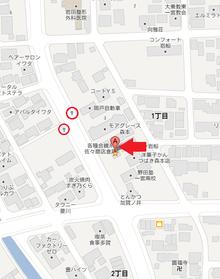 $一宮市森本の隠れ家的リラクゼーション&マッサージの ideal(アイデアル)-map