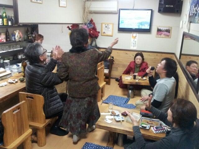 歩き人ふみの徒歩世界旅行 日本・台湾編-踊るおばあちゃん