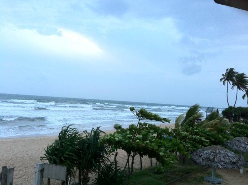一日一歩前進-スリランカ海