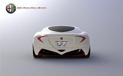 フィアット500とロックな毎日-Alfa-Romeo-6C-3