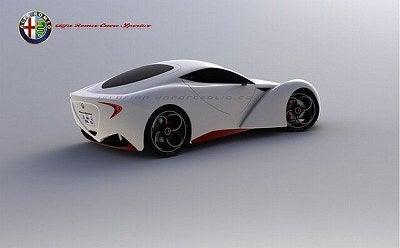 フィアット500とロックな毎日-Alfa-Romeo-6C-1