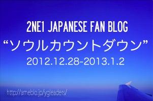2NE1 JAPANESE FAN BLOG YGLeaders