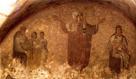 カタコンベと初期キリスト教美術...