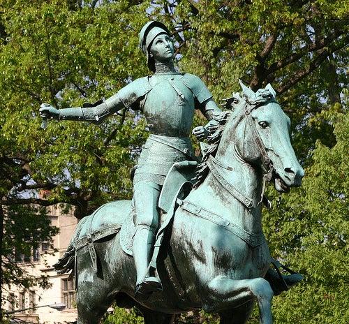 Joan of Arc - 無料写真検索fotoq