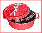 楽しいキッチン-We Love Staub