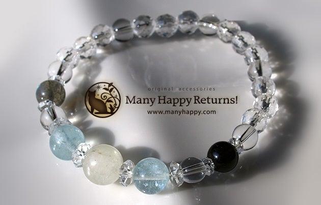 パワーストーン・天然石アクセサリーの店*Many Happy Returns!*お知らせブログ