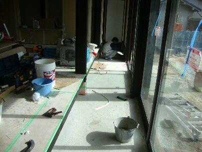 カフェの様に落ち着く・癒される部屋にリフォームして暮らす♪珪藻土・漆喰で 塗り壁施工。-漆喰塗り替え・羽曳野8