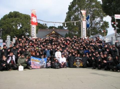 Shinとハーレー仲間-20130106-1