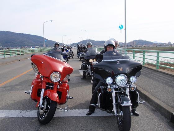 Shinとハーレー仲間-20130106-8