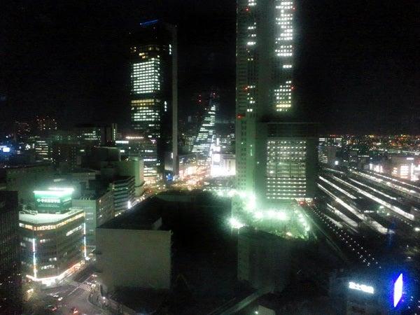 しげぽんの独り言-名古屋夜景