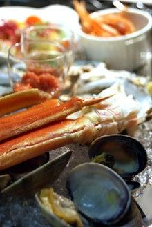 食べて飲んで観て読んだコト+レストラン・カザマ-海の幸プラトー