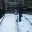 雪だるま(* ̄ー ̄)