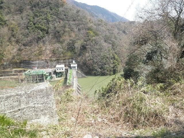 城山 ダム 場所