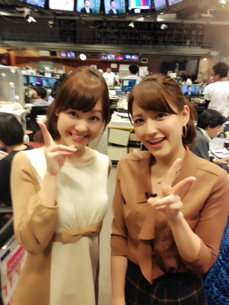 同期 小熊美香アナと♡ | 樋田かおりオフィシャルブログ「樋ちゃんねる ...