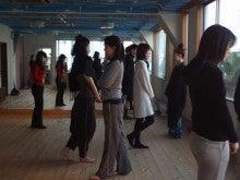 リバウンド0(ゼロ)の健やかな心と体をつくるスンニャターヨガスタジオ:茨城県牛久市-歩き瞑想の様子その2