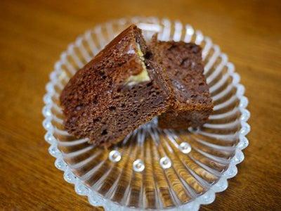 $ハッピーナチュラルスタッフのブログ-ココアバナナケーキ