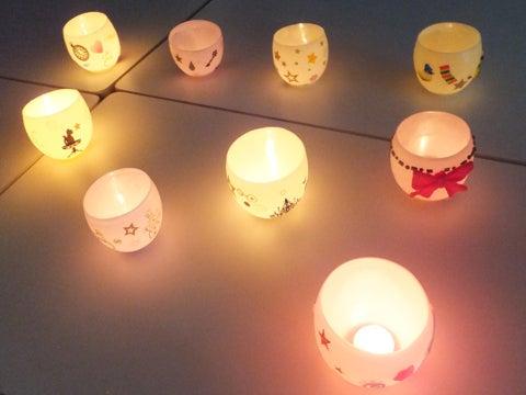 Kuri Candle-ランタン・キャンドル