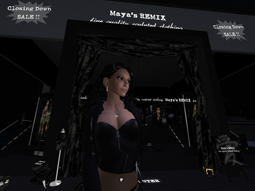 Maya's style / Second Life Fashion-CLOSING DOWN SALE