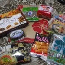 沖縄食品の山♪