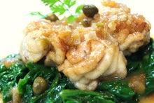 食べて飲んで観て読んだコト+レストラン・カザマ-真タチのムニエル