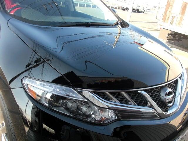 京都の女職人が書く板金屋さんのブログ☆車・京都のこと-日産 コーティング