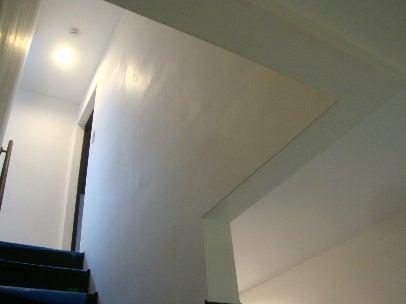 カフェの様に落ち着く・癒される部屋にリフォームして暮らす♪珪藻土・漆喰で 塗り壁施工。-内壁・漆喰4