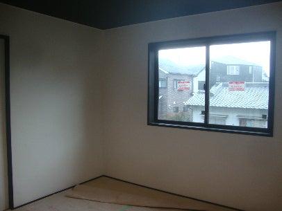 カフェの様に落ち着く・癒される部屋にリフォームして暮らす♪珪藻土・漆喰で 塗り壁施工。-内壁・漆喰7