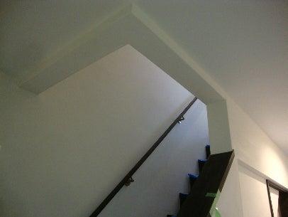 カフェの様に落ち着く・癒される部屋にリフォームして暮らす♪珪藻土・漆喰で 塗り壁施工。-内壁・漆喰5