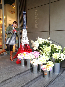 Francfranc Official Blog-Spring1_SHIBUYA