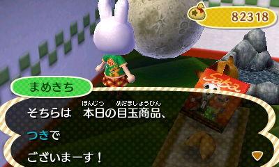 とび 森 ジェスチャー ゲーム