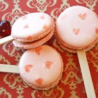 香川・高松のケーキ屋さんラ・ファミーユのスィーツ日記-スティックマカロン