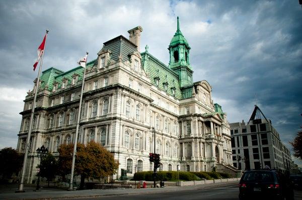 モントリオール市庁舎 | platelier