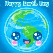 地球イラスト 美と健康と癒しの習慣