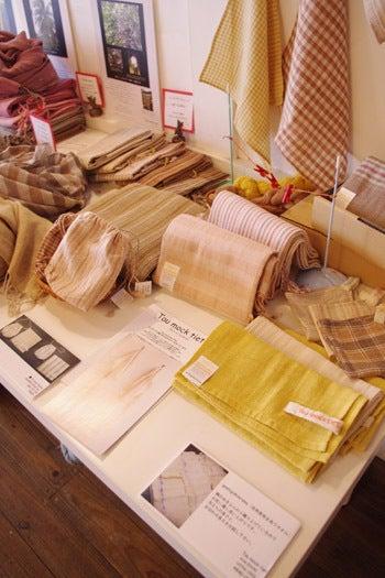 *カンボジアの綿クロマーと赤ちゃん帽子のお店*-ポレトコ手づくり市 Tau mock tie
