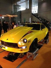 $ハラやんのクレー射撃と趣味のガレージ-2013 東京オートサロン