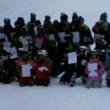 香美町民スキー大会