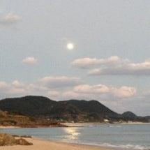 Moon River…