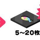 【イベント】おさかな影絵のカラフルアイテムをGetしよう♪の記事より