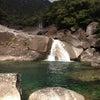 千尋の滝上流の画像